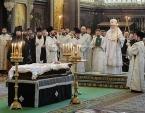 Святейший Патриарх Кирилл совершил отпевание посла России в Турции А.Г. Карлова