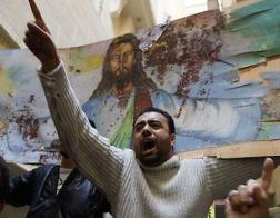 В Александрии зарезан христианин-копт, владелец алкогольного магазина
