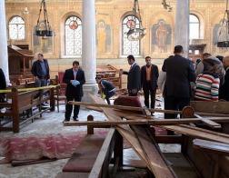 Арестованы подозреваемые в совершении теракта в каирском соборе святого Марка