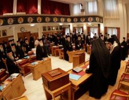 В Афинах состоялось заседание Священного Синода Элладской Православной Церкви