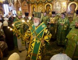 В день памяти преподобного Серафима Саровского митрополит Павел совершил Литургию в Серафимовском приходе белорусской столицы