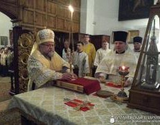 Свято-Владимирской церкви исполнилось 120 лет