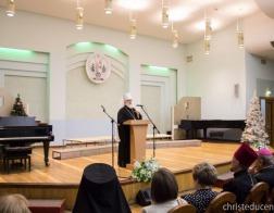 Христианскому образовательному центру имени равноапостольных Мефодия и Кирилла — 20 лет