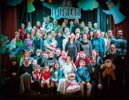 Состоялся III Международный Рождественский фестиваль батлеечных и кукольных театров «Нябёсы»