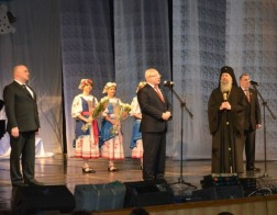 В Полоцке прошли «Рождественские встречи — 2017»