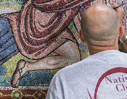 Идет реставрация сокровищ религиозного искусства в Вифлеемской Базилике Рождества Христова