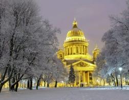 Союз ученых Петербурга выступил против передачи Церкви Исаакиевского собора