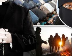 «Скоро все станем мусульманами из-за нашей глупости» - архиепископ Карло Либерати