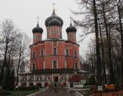 В Донском монастыре Москвы открывается центр психологической помощи населению