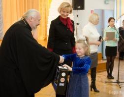 В Гомеле состоялся VI Районный родительский Рождественский форум