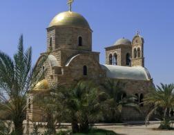 Заброшенные церкви-«призраки» близ места Крещения Господня на реке Иордан снова откроются