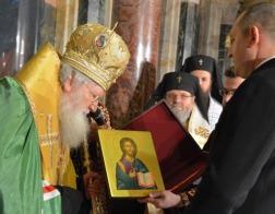 Патриарх Болгарский Неофит благословил новоизбранного президента страны Румена Радева