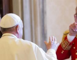 Папа Римский отправил в отставку великого магистра Мальтийского ордена