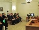 В Общецерковной аспирантуре прошла встреча, посвященная культурному и духовному наследию русского зарубежья
