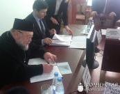 Cостоялось подписание программы сотрудничества Гродненского государственного университета имени Янки Купалы и Гродненской епархии