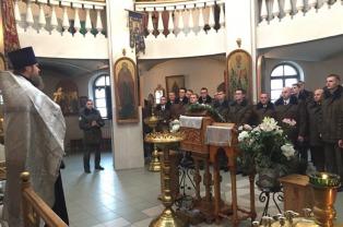 В Минске состоялся молебен по случаю выпуска Белорусской государственной академии авиации