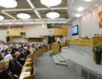 Святейший Патриарх Кирилл принял участие в Рождественских Парламентских встречах в Государственной Думе