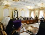 Святейший Патриарх Кирилл возглавил заседание президиума Межсоборного присутствия Русской Православной Церкви