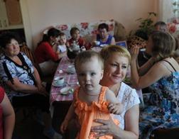 Русская Православная Церковь направит 39 млн рублей на создание кризисных центров для мам