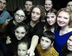 Православные волонтеры посетили дом-интернат в Логойске
