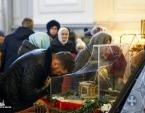 Более 100 тысяч верующих поклонились мощам святого великомученика и целителя Пантелеимона в Одессе