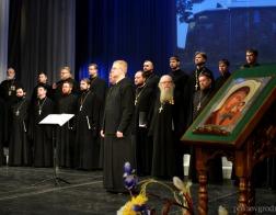 В Гродно состоялась церемония открытия XVI Международного фестиваля православных песнопений «Коложский Благовест»