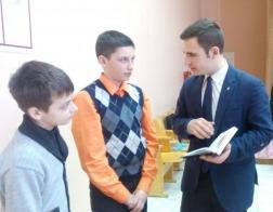 Во всех школах Березы прошли лекции о Библии