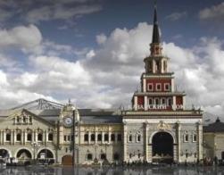 Ежегодный молебен о мире пройдет в часовнях на железнодорожных вокзалах Москвы