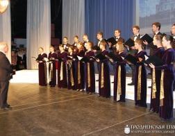 Гран-при XVI Международного фестиваля православных песнопений «Коложский Благовест» получил Академический хор Российской академии музыки имени Гнесиных