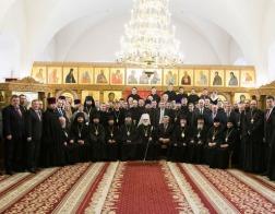 Патриарший Экзарх возглавил торжества по случаю актового дня Минской духовной семинарии