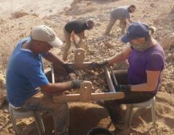 На Мертвом море открыта двенадцатая пещера, в которой хранились древние библейские свитки