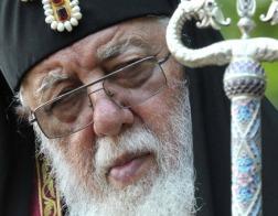 Патриарха Грузии прооперировали в Германии