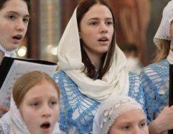 Лучшие детские церковные хоры выступят для многодетных семей в Москве