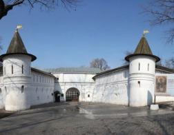 Церковь попросит передать Андроников монастырь в Москве
