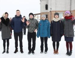 Однодневный молодежный слет состоялся в Брестской епархии