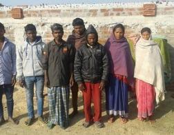 В Индии язычники запытали до смерти христиан в ледяной водой
