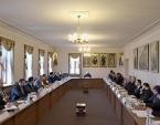 Состоялось третье заседание Комиссии по международному сотрудничеству Совета по взаимодействию с религиозными объединениями при Президенте Российской Федерации