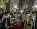 Наместник Троице-Сергиевой лавры совершил панихиду по новопреставленному архимандриту Кириллу (Павлову)