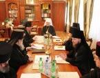Состоялось заседание Священного Синода Православной Церкви Молдовы
