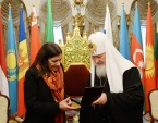 Состоялась встреча Святейшего Патриарха Кирилла с мэром Парижа А. Идальго