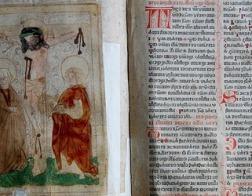 Научные работы средневековых монахов представлены в Петербурге