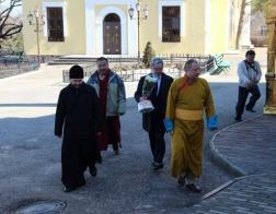 Буддийская община Калмыкии поддержала строительство в Элисте православного храма
