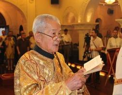 Скончался последний священнослужитель Пекинской духовной миссии протодиакон Евангел Лу