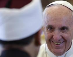 Папу Римского Франциска пригласили посетить Египет