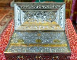 Ковчег с мощами трех святых прибудет в Гомель