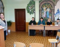 Студенты-теологи провели открытый урок в минской средней школе № 191