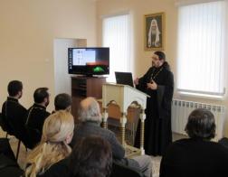 В Вилейке прошла конференция «Христианская символика в письменных источниках»