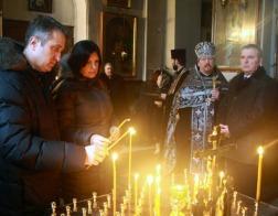 Память освободителей Болгарии почтили в Александро-Невском храме Минска