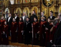 В Покровском кафедральном соборе Гродно состоялся великопостный концерт