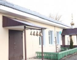 В Бобруйской епархии освящен новый храм